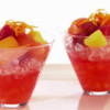 Koktel od breskve i jagode