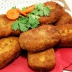 Kroketi od mesa i povrca