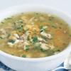 Supa od pilece sitnezi
