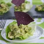 zapecena zelena salata