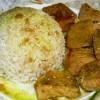 Piletina u kari sosu