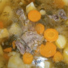 corba od jagnjece glave