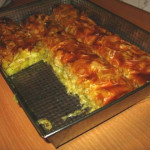 Pita od krompira i praziluka