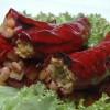 Posne punjene suve paprike