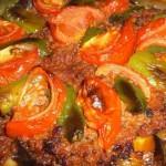 Rolat od mesa i povrca