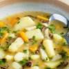 posna supa od povrca