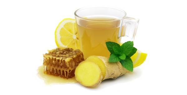Napitak od limuna i meda