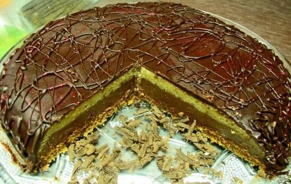 Rum torta 78