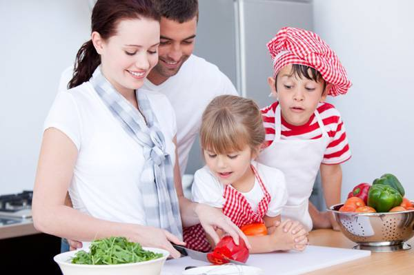 Salata za decu