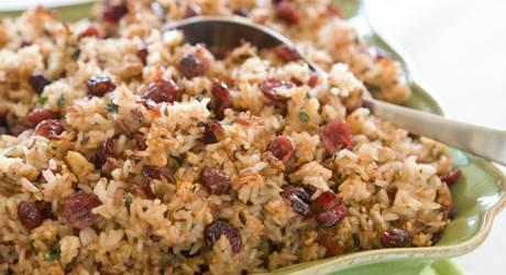 Nadev s pirincem