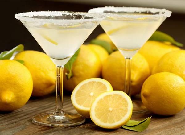 Lemon Drop koktel