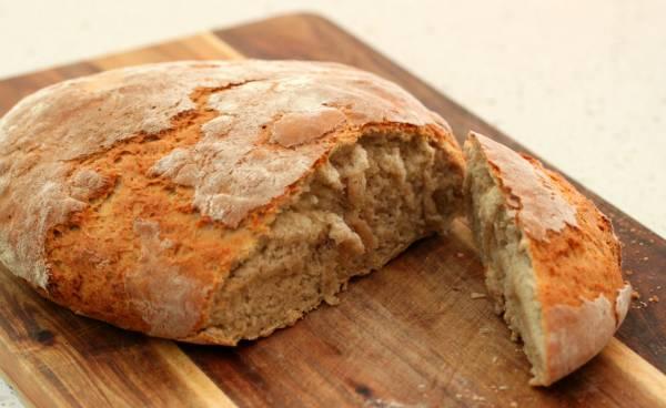 Recept za spremanje domaceg hleba sa sodom