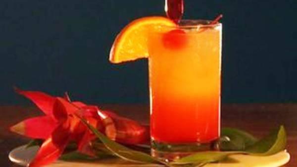 tequila sunrise koktel