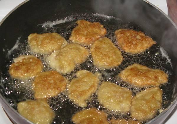 Kroketi od krompira i mesa