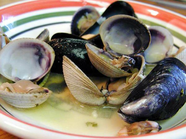 Morski plodovi