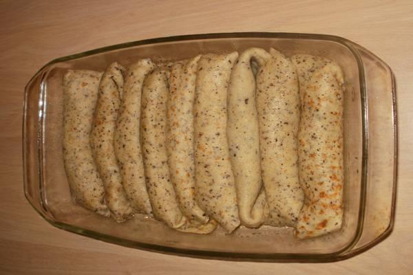 Palacinke od heljde sa sirom