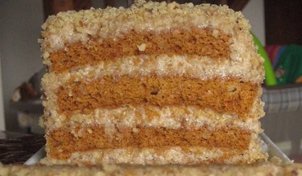 Posna zito torta