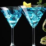 Blue Lagoon koktel