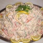 Govedja salata