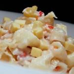 Salata sa makaronama i pavlakom