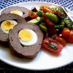 rolat meso jaja