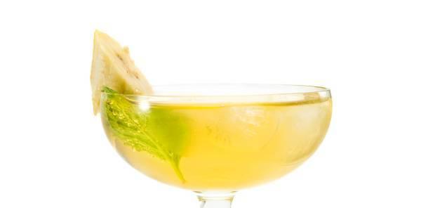 Koktel od banane i kajsije