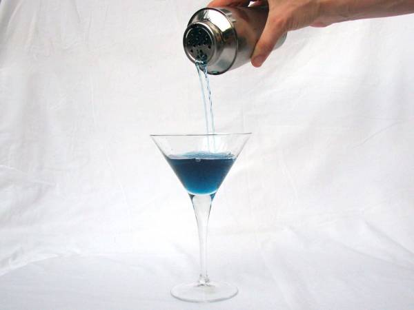 blue change koktel