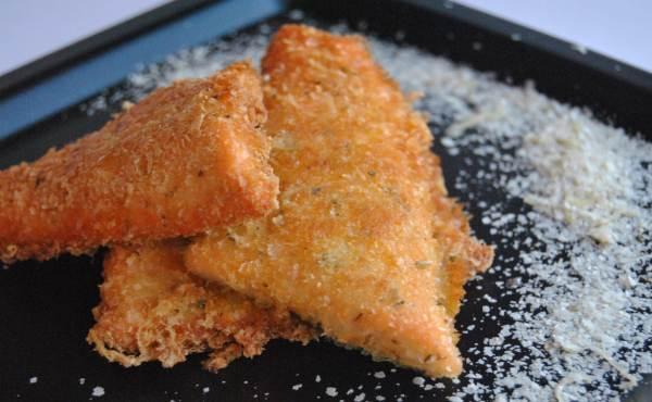 Hrskavi riblji fileti