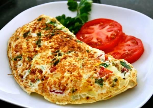 omlet ovsene pahuljice