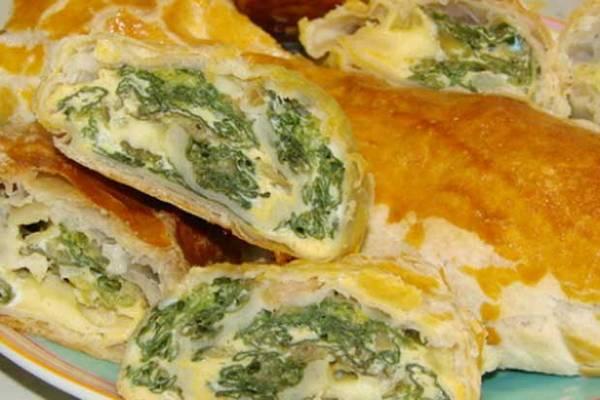 Pita od spanaca i sira