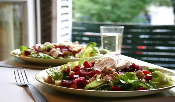 Posna francuska salata