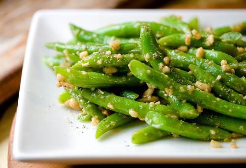 Posna salata od boranije