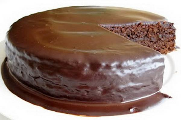 Posna zaher torta