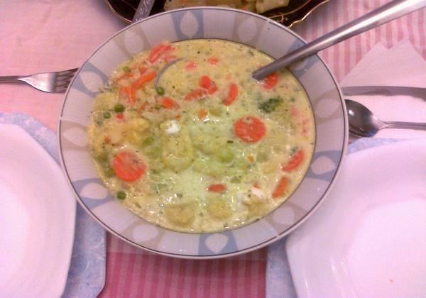 corba od karfiola i brokolija
