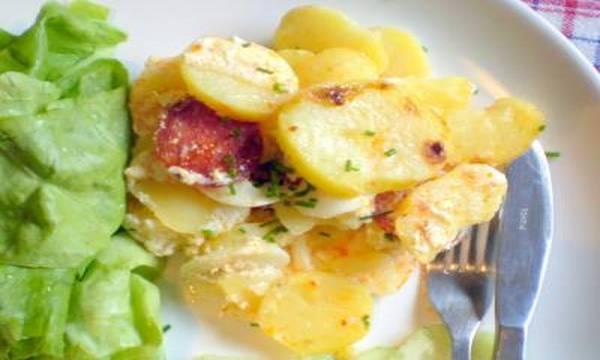 francuski krompir sa jajima