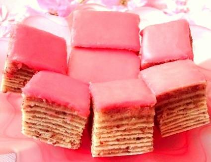 rozen torta sa makom