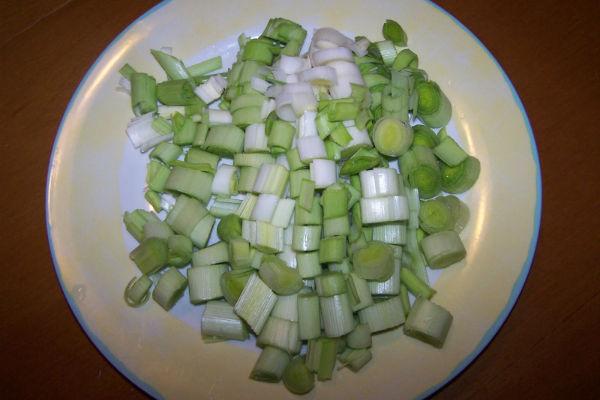 salata od praziluka