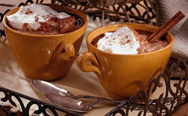 topla cokolada recept